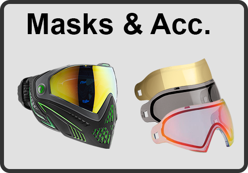 Masks & Accessories