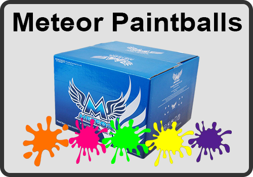 Meteor Paintballs