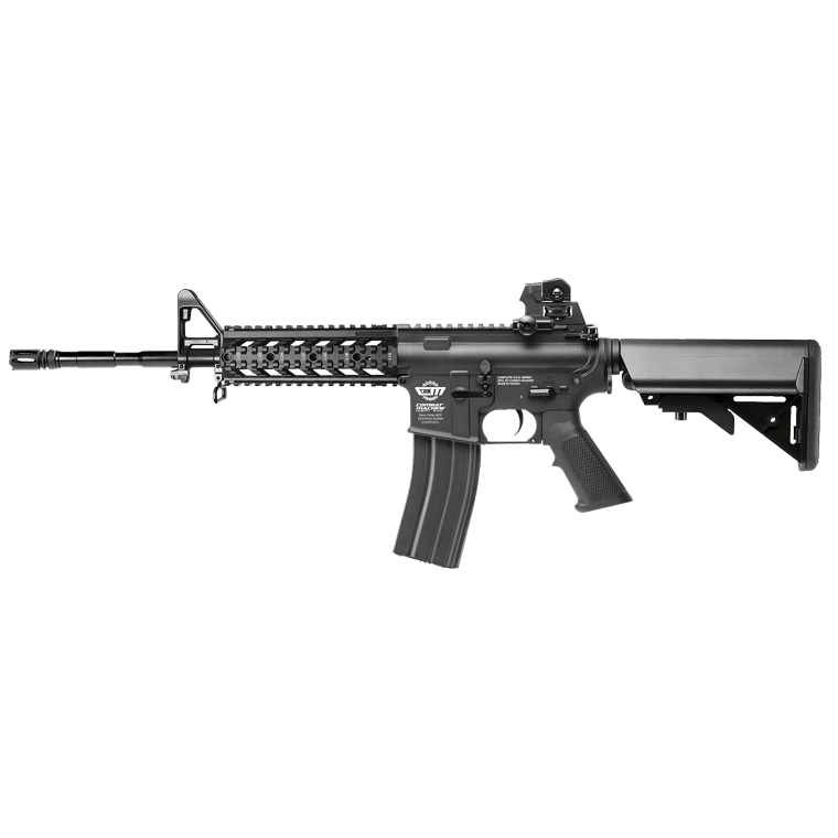 AIRSOFT_RIFLE_-_G&G_CM16_RAIDER-L_ELECTRIC_-_BLACK_clipped_rev_1_RTSQCUF0ZB98.png
