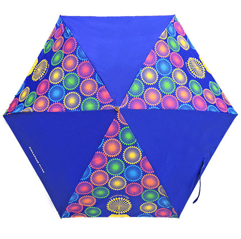 Umbrella SFlyer Blue