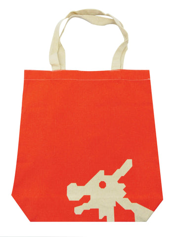 Bag Playground Red </br> (Dragon)