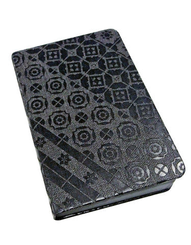 Notebook Peranakan </br>Black  *NEW*