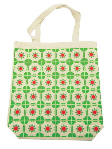 Bag Peranakan Green
