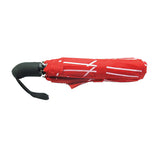 Umbrella Supertree Auto-Open Foldable Red