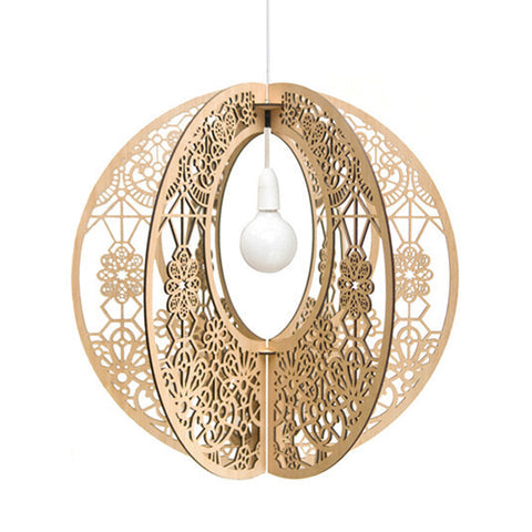 Elegant lighting for your home - Lace Grandelier