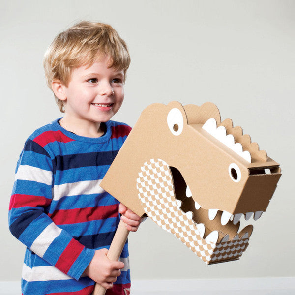 Little Roar - Dinosaur Head Toy