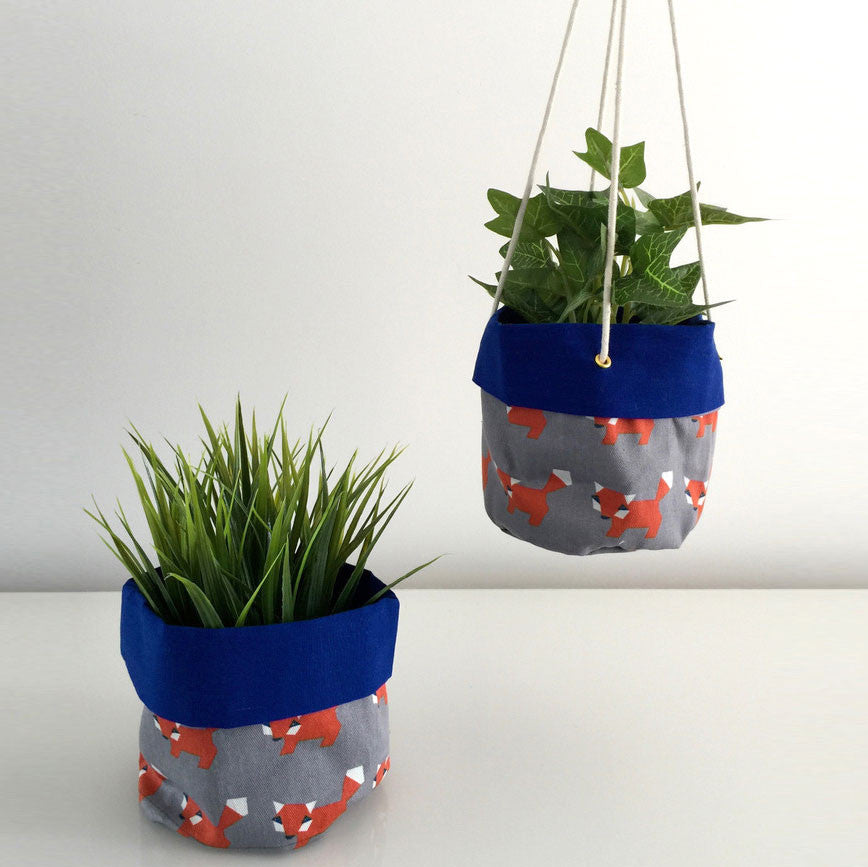 Hanging planter - Fox