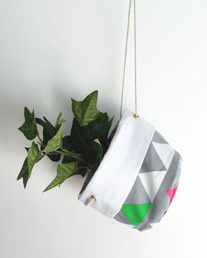 hanging pot planter