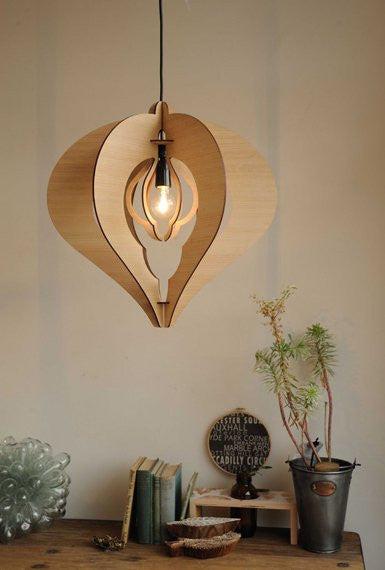 Modern Pendant Light - Grandelier cotton
