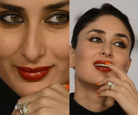 Spotted: 5 Bollywood Celebs in their Diamond Engagement Rings
