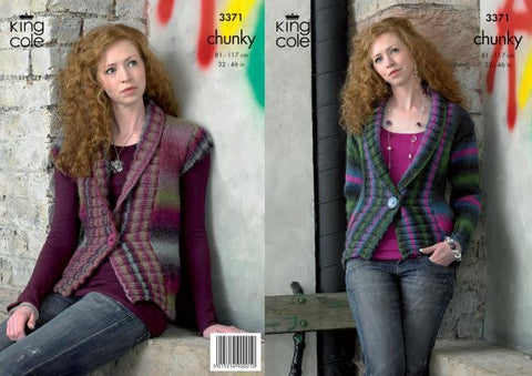 King Cole Pattern 3371