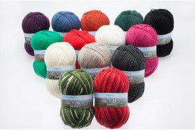West Yorkshire Spinners Aire Valley Aran