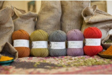 West Yorkshire Spinners Signature 4 Ply - Spice Rack Shades