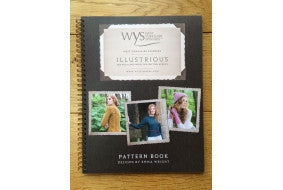 West Yorkshire Spinners Illustrious Pattern Book