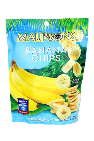 Banana Chips - coming soon!