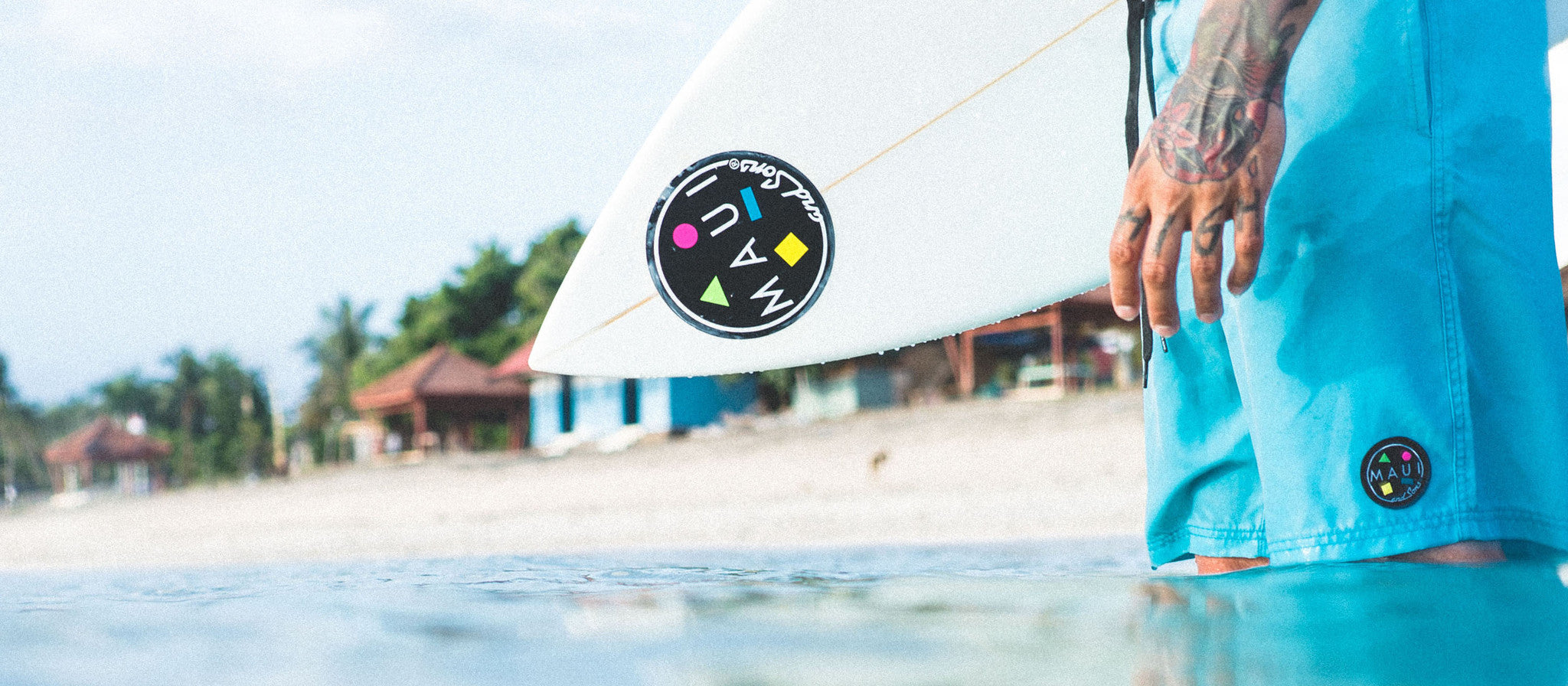 Maui and Sons: Surf Lifestyle