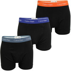 Mens Calvin Klein Boxer Shorts Trunks (3 Pack)