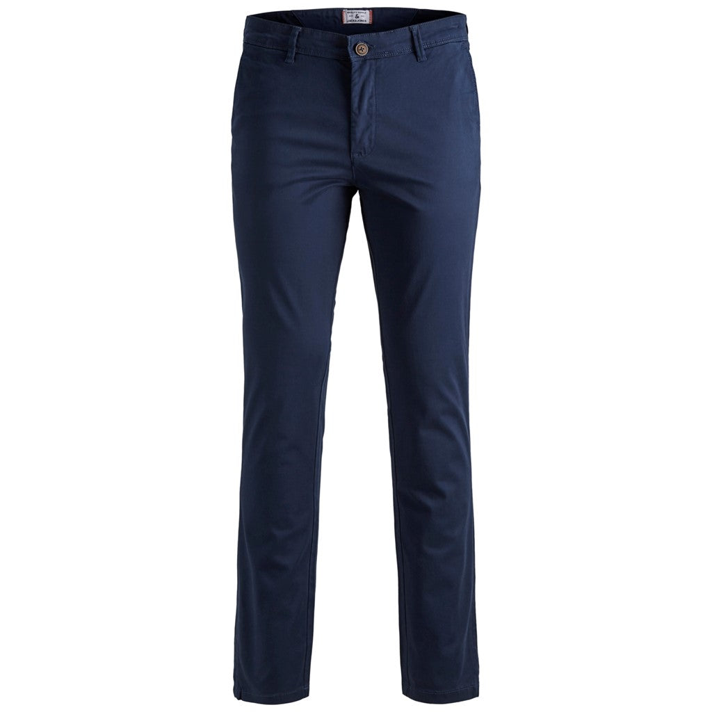 Jack & Jones Men's 'Jjbowie' Chino Trousers-Main Image