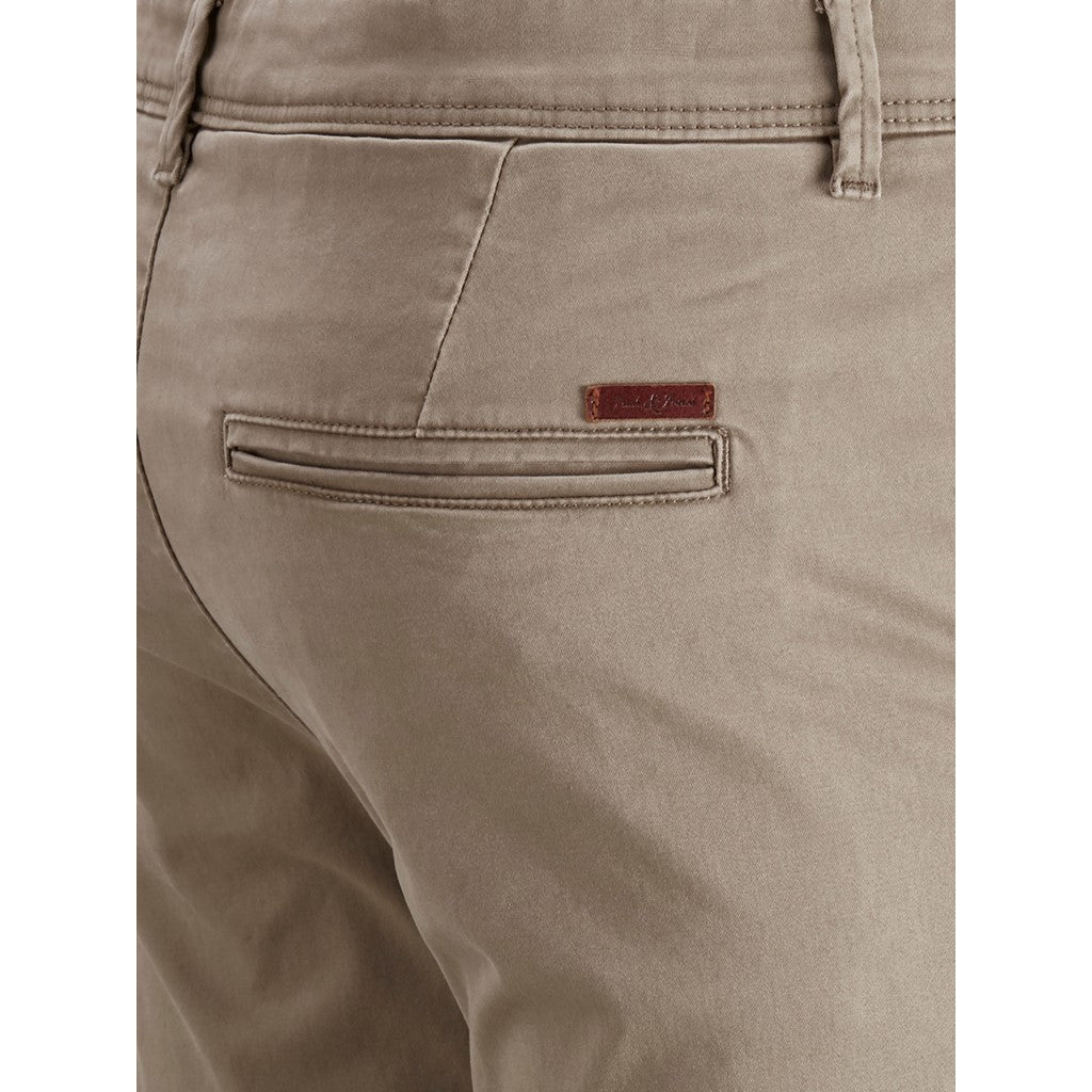 Jack & Jones Men's 'Jjbowie' Chino Trousers-3