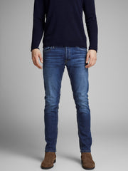 Jack & Jones Mens 'Glenn' Slim Fit Jeans-4