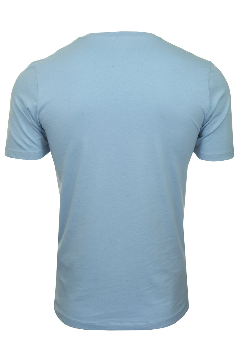 Jack & Jones 'Booster' T-Shirt - Short Sleeved, 02, 12183181, #colour_Dusk Blue