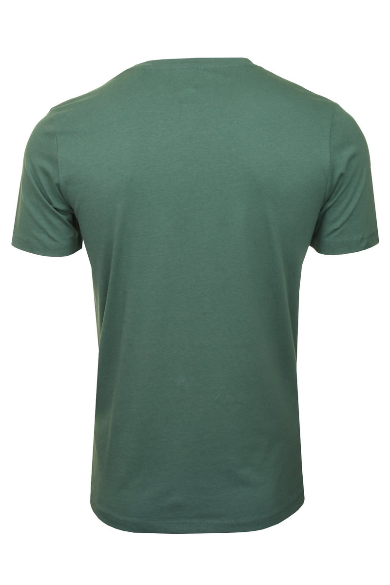 Jack & Jones 'Booster' T-Shirt - Short Sleeved, 02, 12183181, #colour_North Atlantic