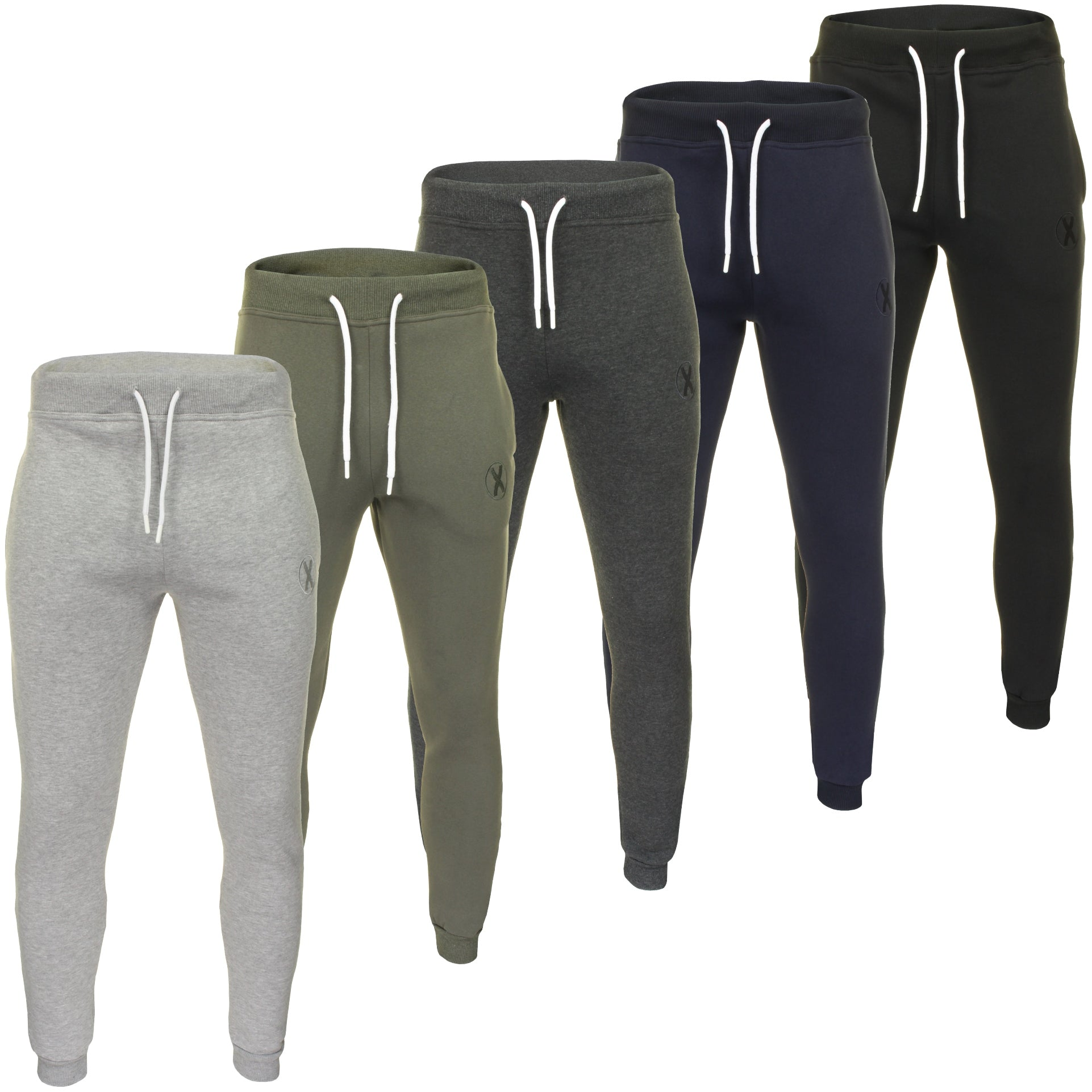 Mens Xact Slim Fit Joggers-Main Image