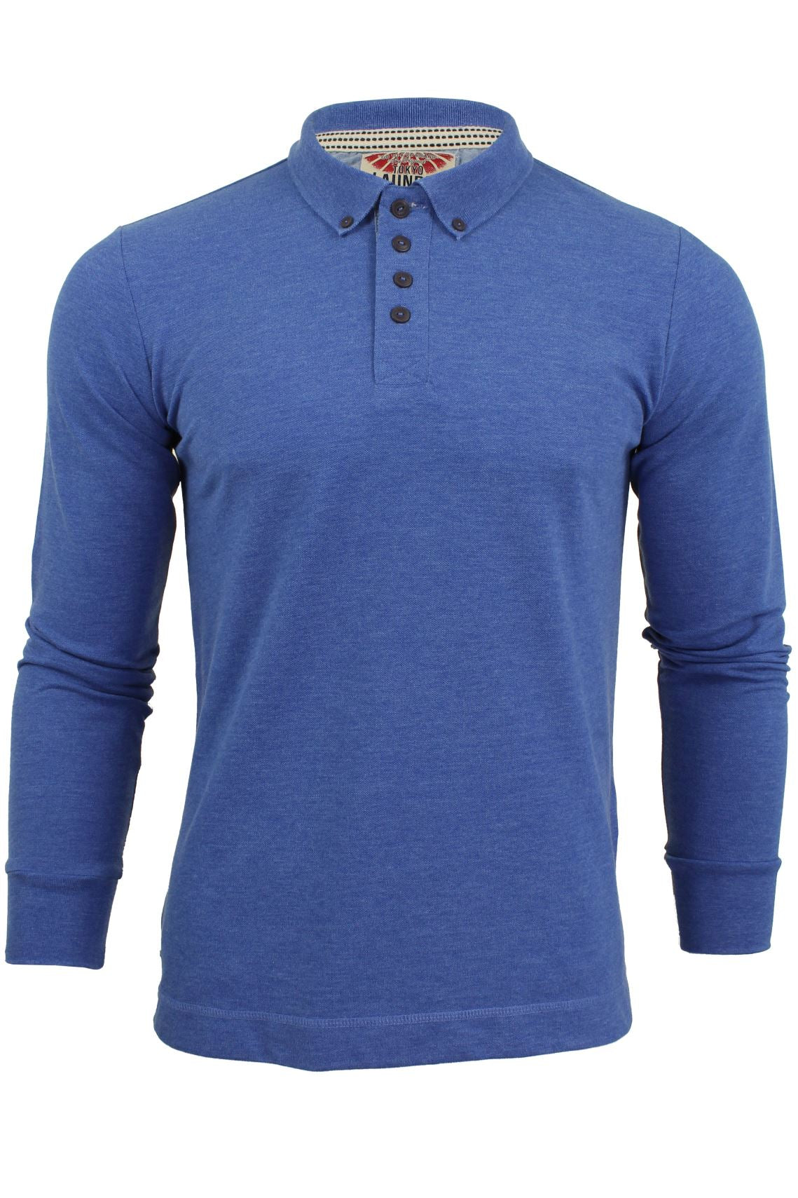 Mens Polo Shirt by Tokyo Laundry 'Lake Nevada'-Main Image