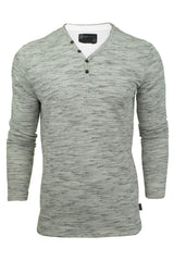 Mens Long Sleeved T-Shirt by Dissident 'Benzon'-Main Image