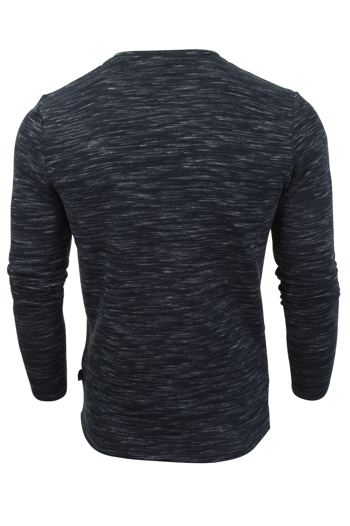 Mens Long Sleeved T-Shirt by Dissident 'Benzon'-3