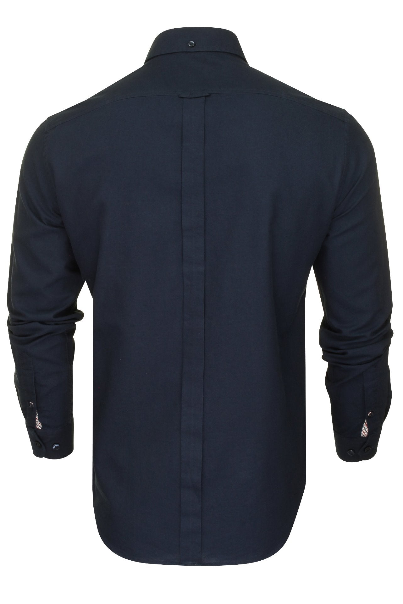Ben Sherman Mens Oxford Shirt - Long Sleeved-3