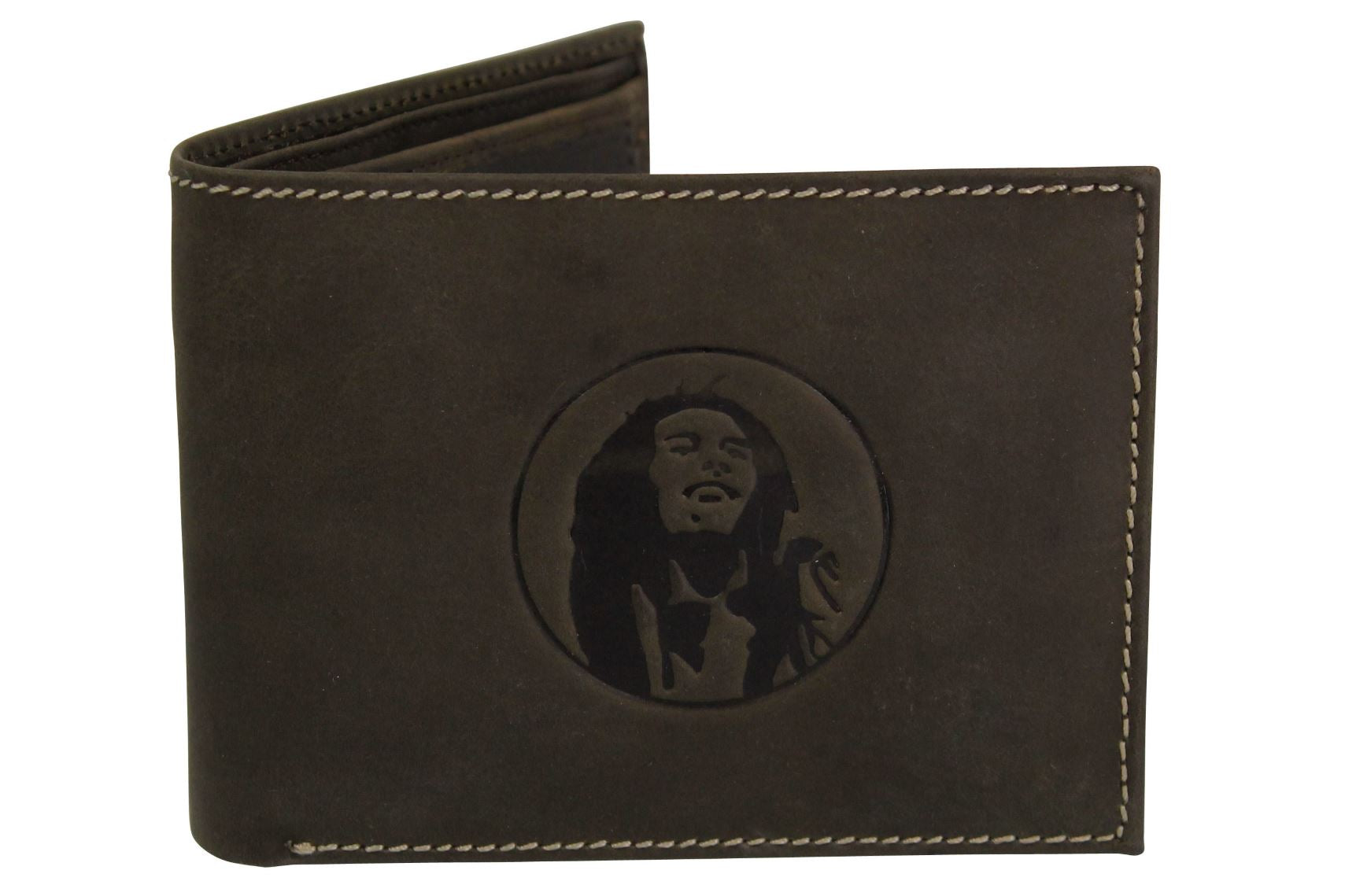 Mens Genuine Leather Wallet by Xact Clothing-Main Image