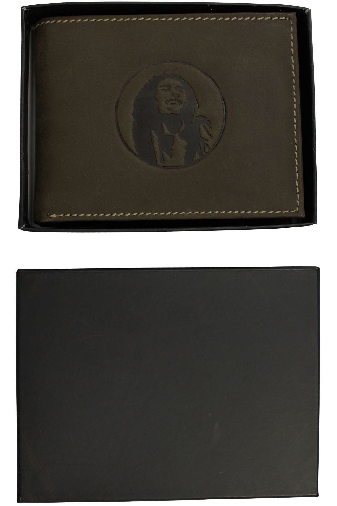 Mens Genuine Leather Wallet by Xact Clothing-4