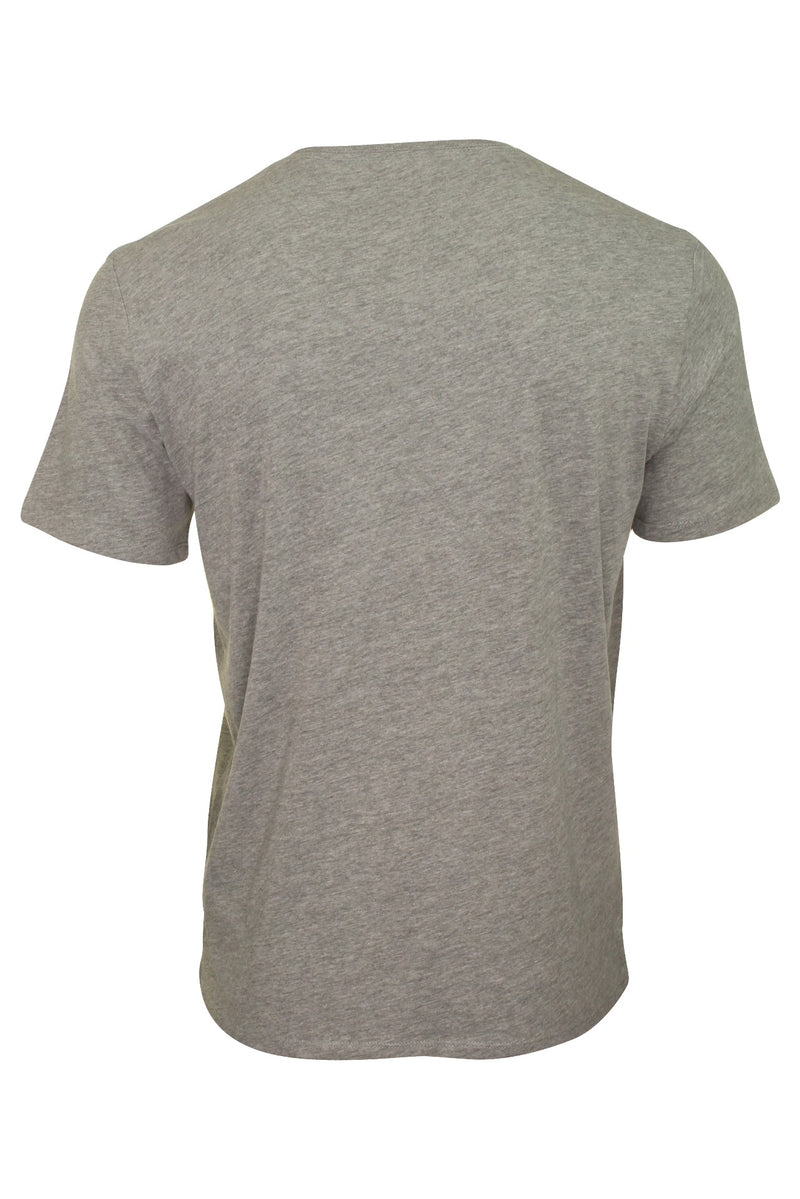 O'Neill Mens 'Foundation' T-Shirt, 02, 8P2332, #colour_Silver Melee