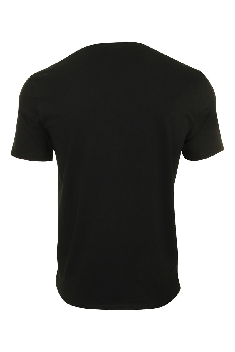 O'Neill Mens 'Foundation' T-Shirt, 02, 8P2332, #colour_Black