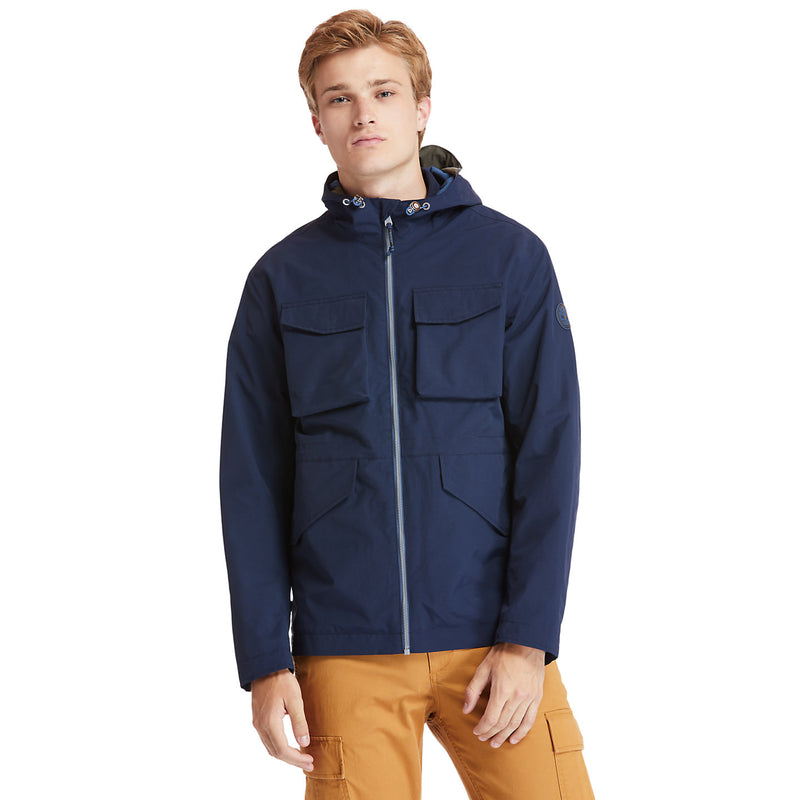 Timberland Mens Coat 'Mount Redington CLS Dryer Field Jacket', 01, Tb0A2Btb, #colour_Dark Sapphire