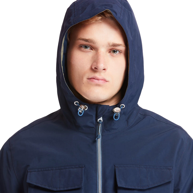 Timberland Mens Coat 'Mount Redington CLS Dryer Field Jacket', 06, Tb0A2Btb, #colour_Dark Sapphire