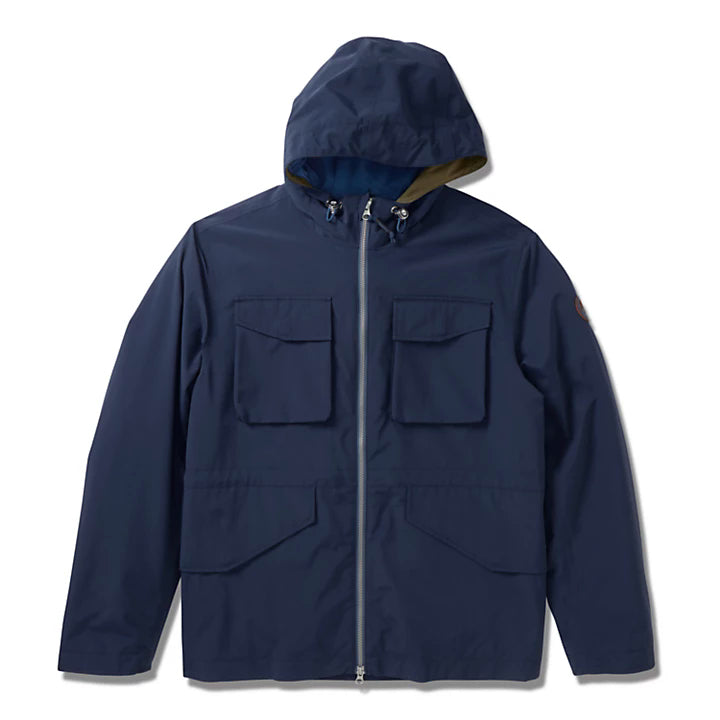 Timberland Mens Coat 'Mount Redington CLS Dryer Field Jacket', 09, Tb0A2Btb, #colour_Dark Sapphire