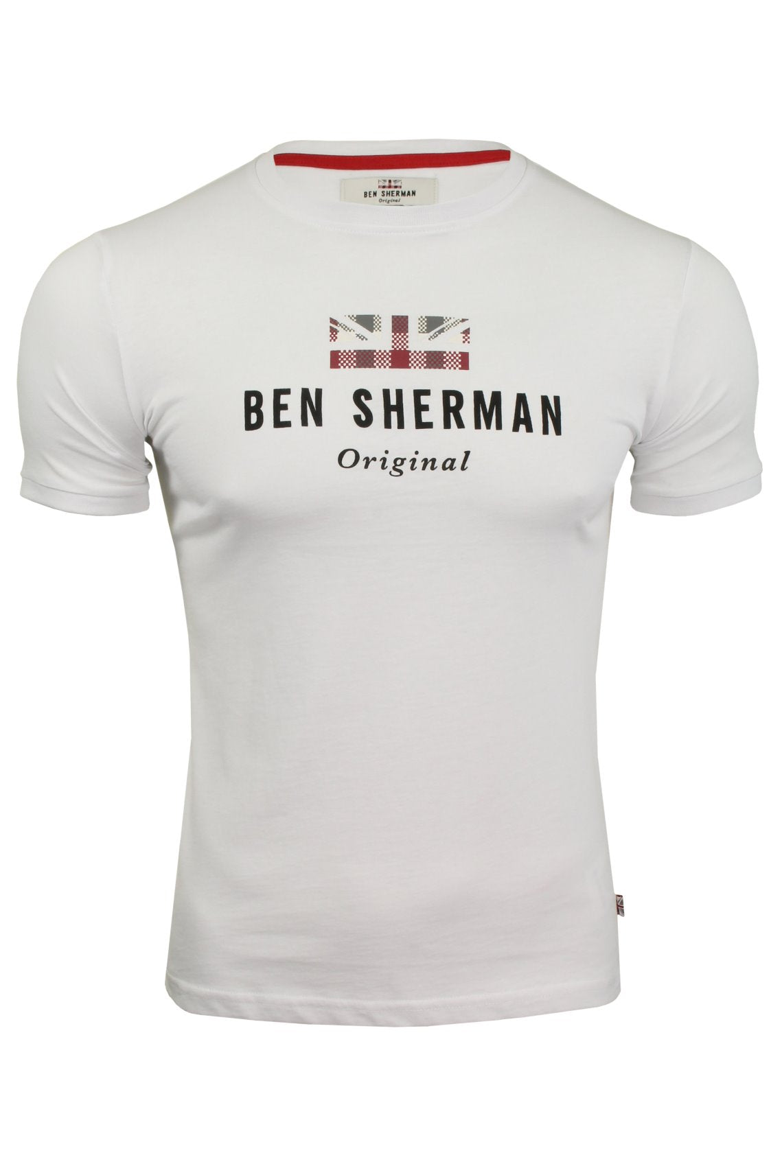Boys Ben Sherman T-Shirt Short Sleeved-Main Image