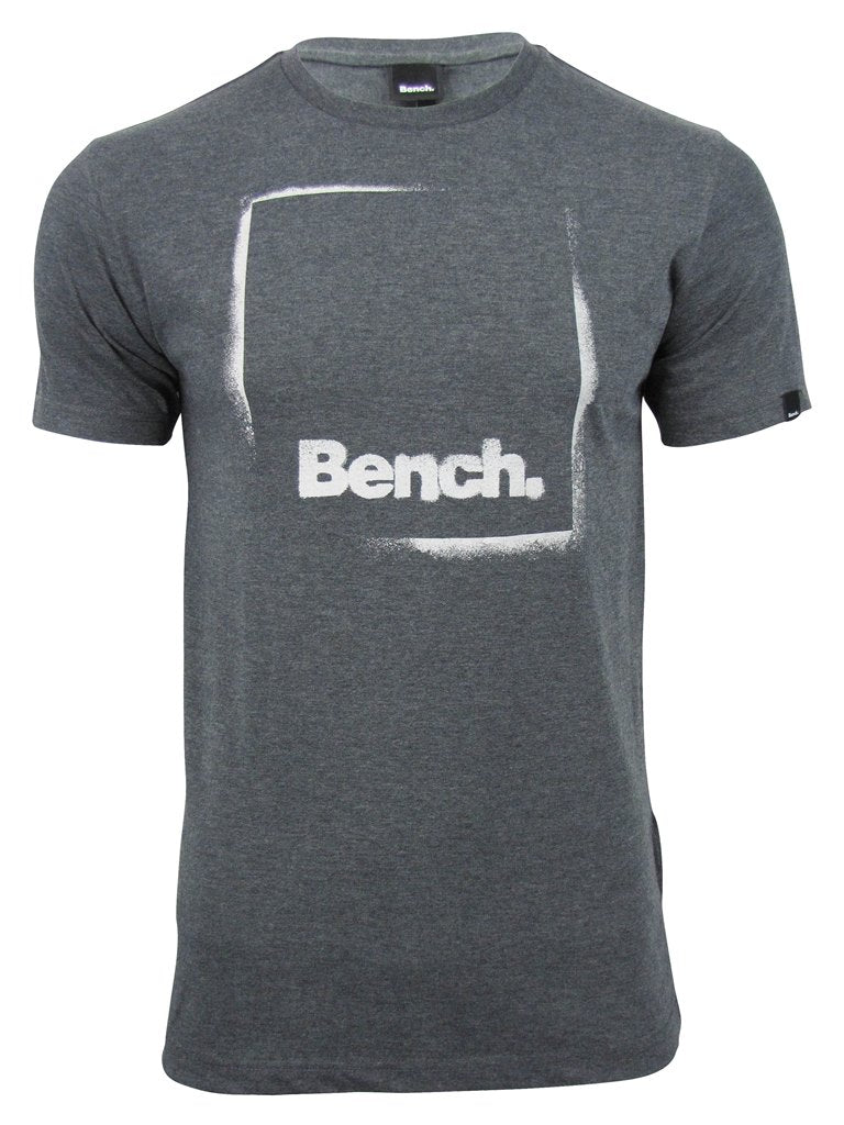 Bench Mens T-Shirt 'Full Stop' Short Sleeved-2