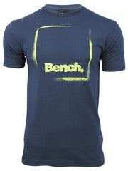 Bench Mens T-Shirt 'Full Stop' Short Sleeved-3
