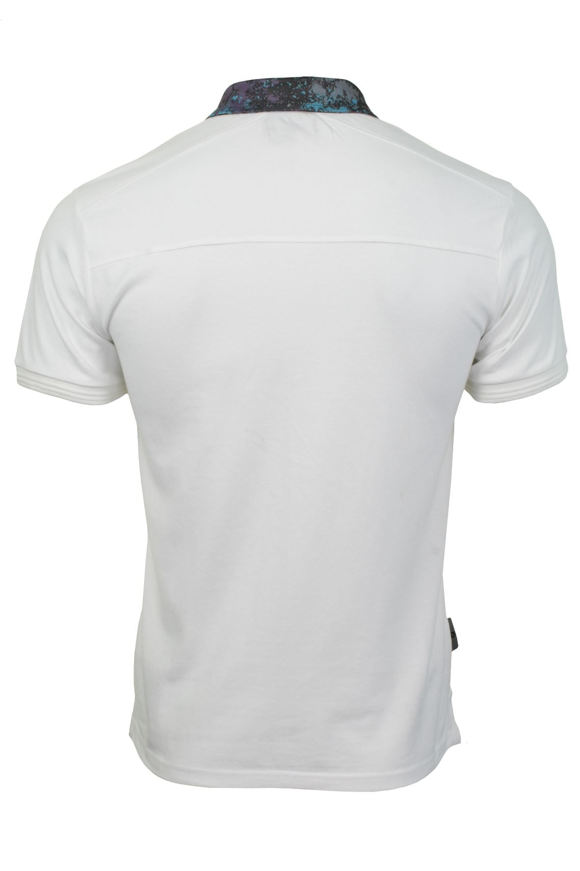 Mens Polo T-Shirt by Voi Jeans 'Ghost'-3