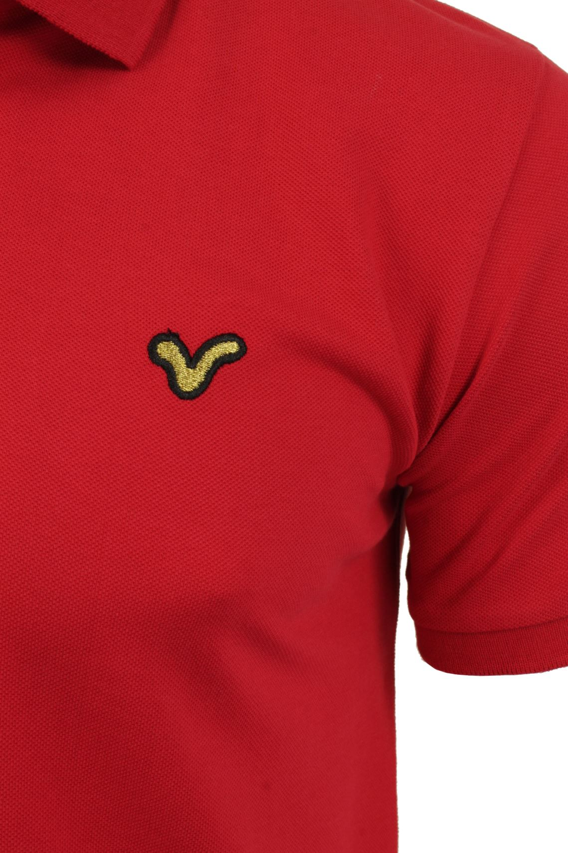 Mens Polo Shirt by Voi Jeans 'Redford'-2