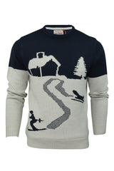 Mens Jumpers by Merry Christmas 'Andorra'-Main Image