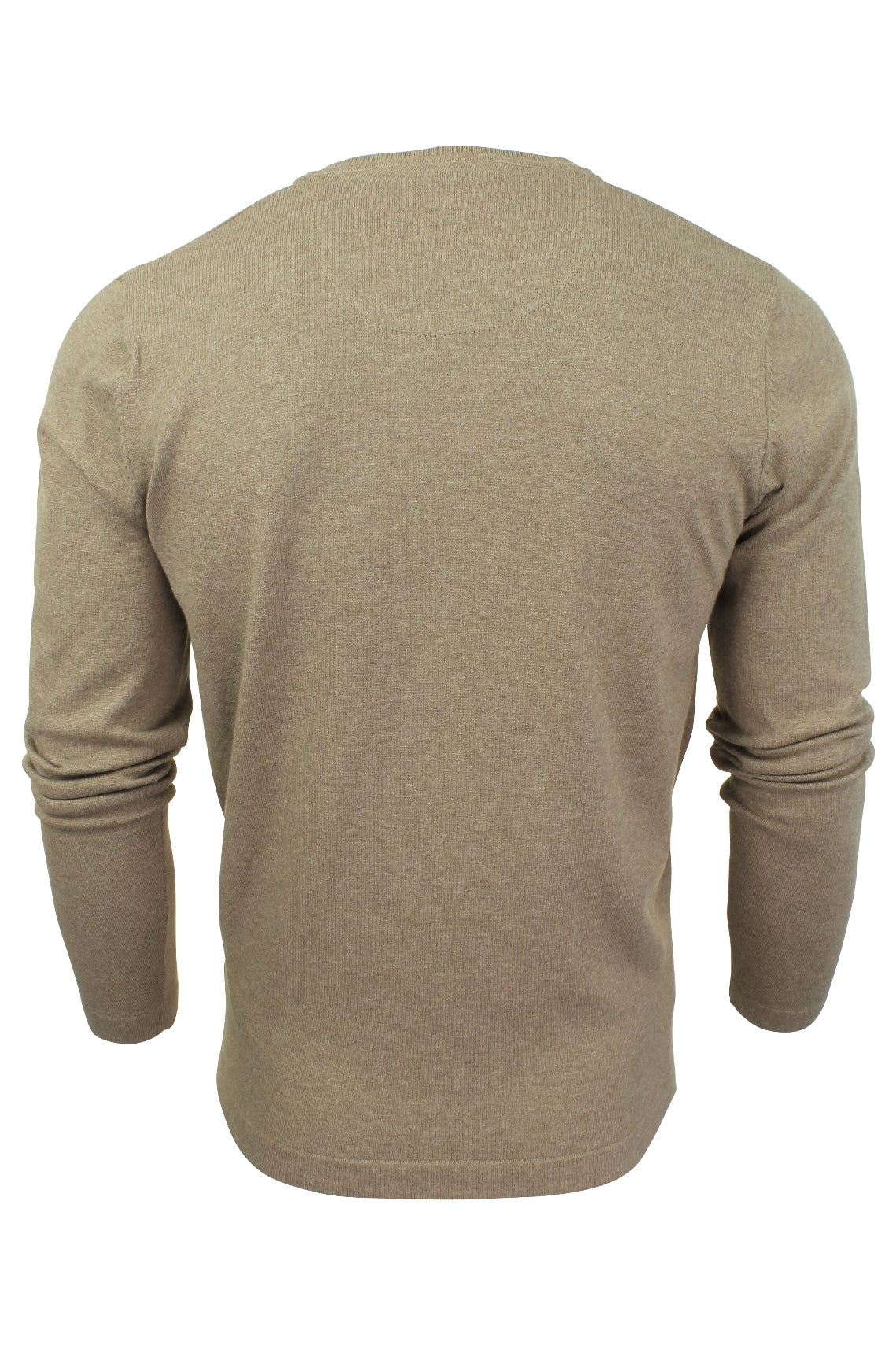 Xact Mens Cotton Rich Jumper  V-Neck-3