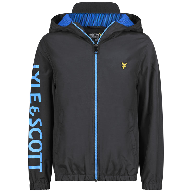Lyle & Scott Boys Jacket Zip Through 'Windcheater', 01, Lsc0823, #colour_Parent