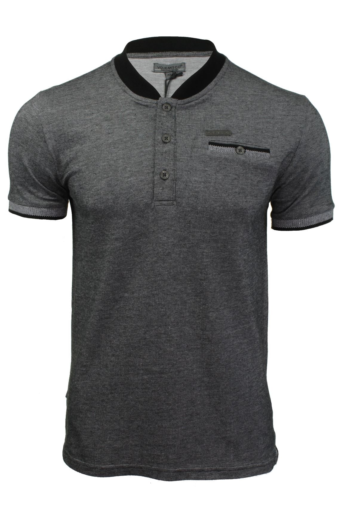Mens Polo T-Shirt by Voi Jeans 'Lutz'-2