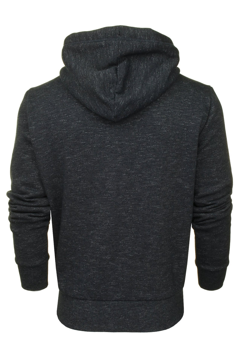 Superdry Mens Hoodie 'OL Classic Zip Hood', 03, M2010227A, #colour_Eclipse Navy Feeder