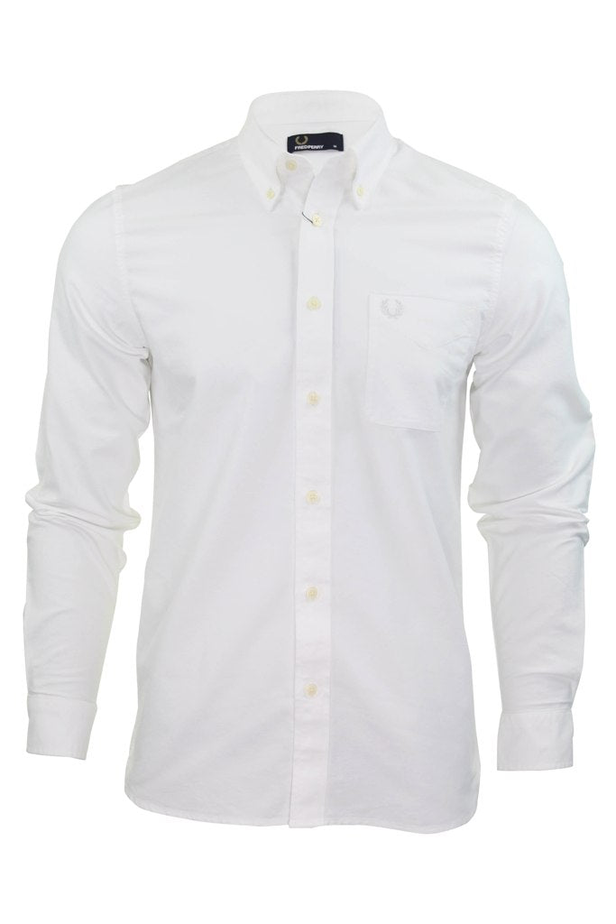 Fred Perry Classic Oxford Shirt-4