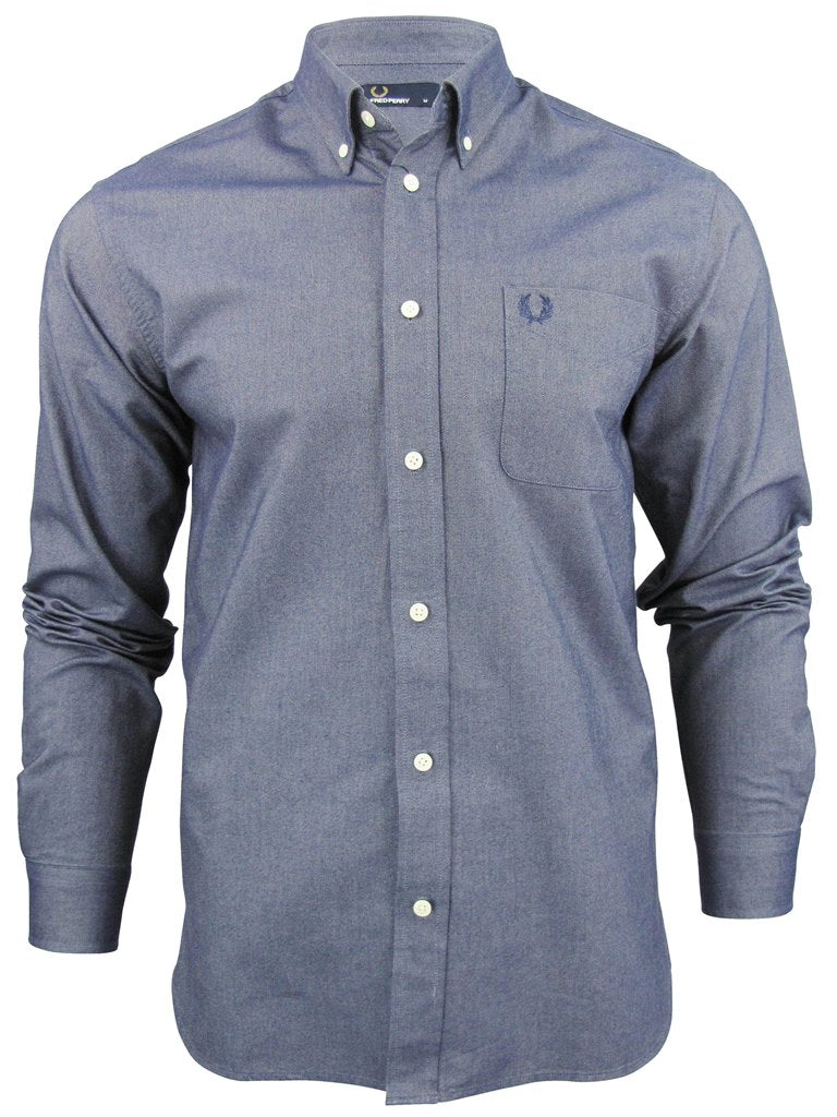 Fred Perry Classic Oxford Shirt-2